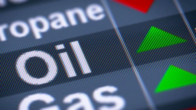 Oil Posts Biggest Yearly Rise Since 2016