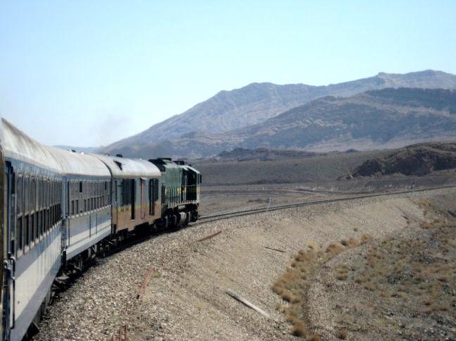 Iran-Germany Rail Corridors in the Making