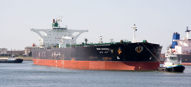 NIOC Crude Exports Plunge 700,000 bpd Since August
