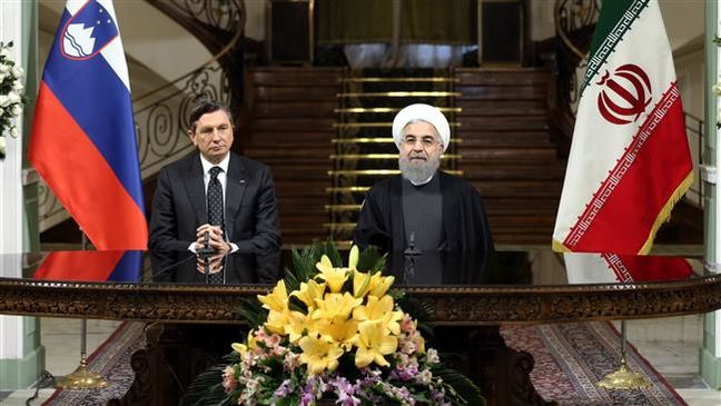 Rouhani: Iran determined to promote ties with EU countries