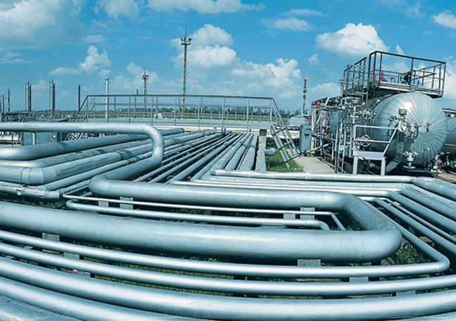 Plan to Expand Iran's National Gas Pipeline Network