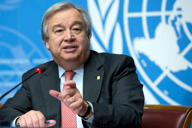 Guterres: JCPOA important factor in international peace, stability