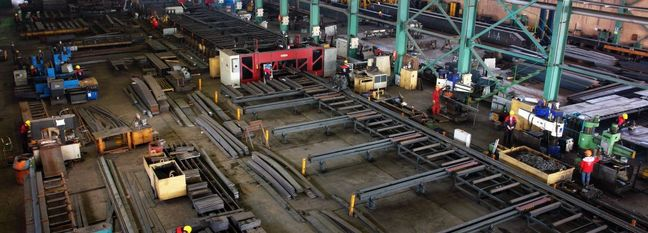 PMI Shows Industries Recovering From Steep Slump
