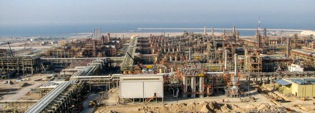 Iran's Gas Industry Growth Noticeable