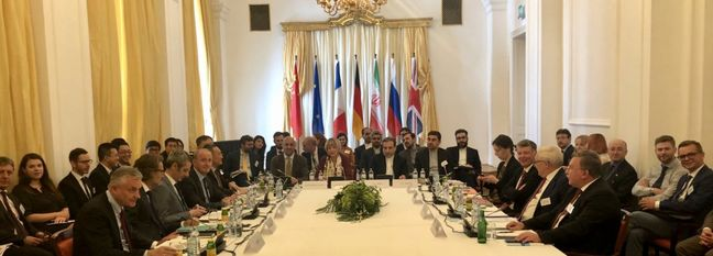 JCPOA Joint Commission to Convene in Vienna on Dec. 6