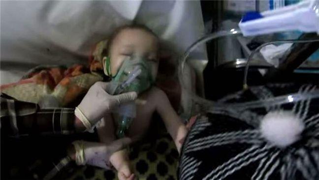 Suspected gas attack on Syria's rebel-held Idlib kills at least 58: Observatory