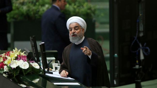 Rouhani Submits Budget Bill