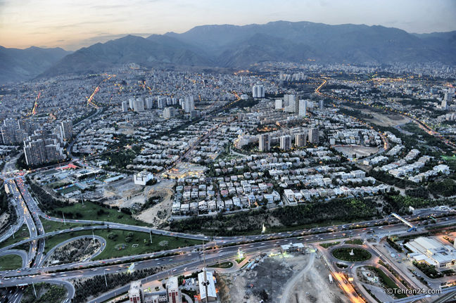 Tehran Home Prices Signal Recovery