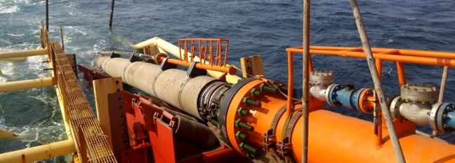 Iran: Subsea Pipelaying Operations of 3 South Pars Gas Field Phases Complete