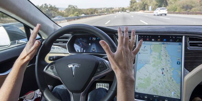 Germany says Tesla should not use 'Autopilot' in advertising