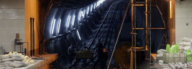 New Subway Project to Tackle Tehran's Transportation Needs