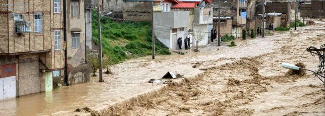 Climate Change Triggering Extreme Weather Patterns in Iran