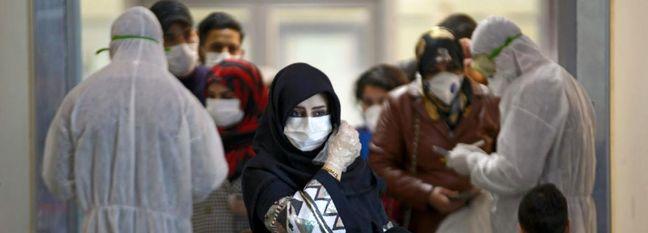 Tehran Virus Toll Volatile, Alarming