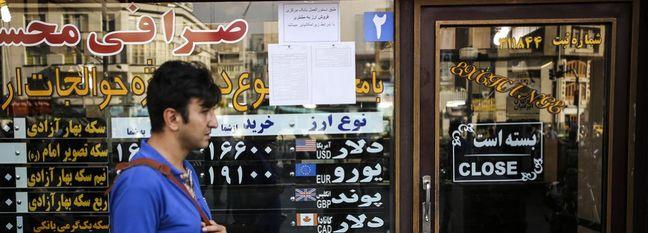 Increase in Iran's Bureaux de Change