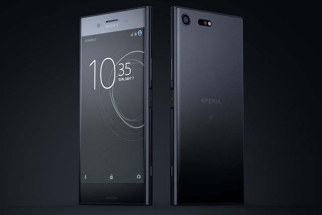 Sony Releases Startling Smartphone at Mobile Congress in Barcelona