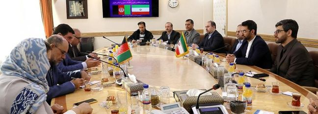 Afghan Minister Explores Expansion of ICT Relations with Iran