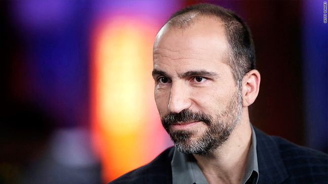 Uber Picks Expedia CEO to Lead Company Out of Crisis