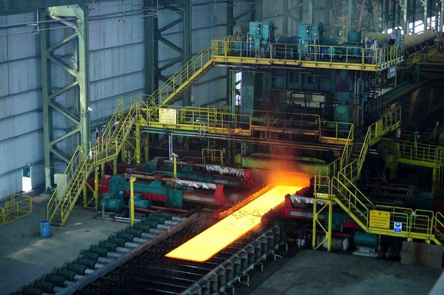 KSC is Iran's Biggest Steel Exporter
