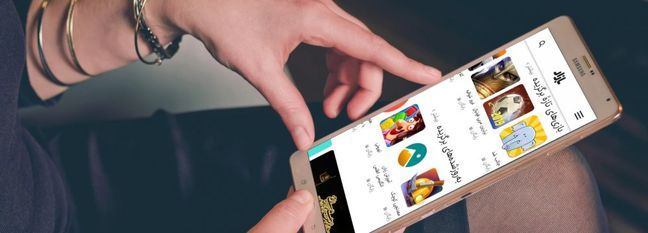 Iranians Search for Games, Social Media Apps on Domestic Android Market