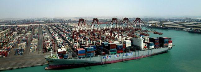 Throughput of Iranian Ports Turns a Corner