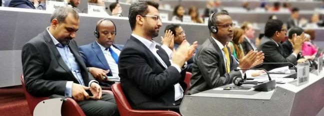 Tech Stakeholders in Geneva for WSIS Forum