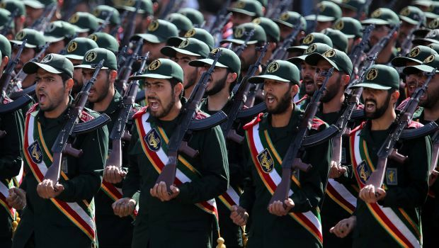 White House weighs designating Iran's Revolutionary Guard a terrorist group