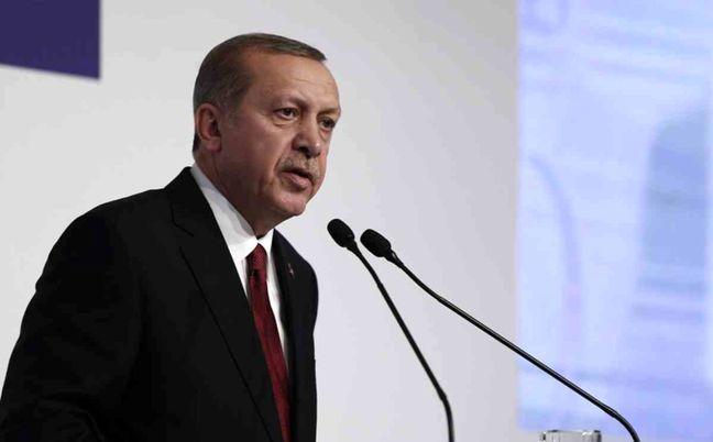 Turkey's Erdogan says Iraq cannot handle Mosul assault alone