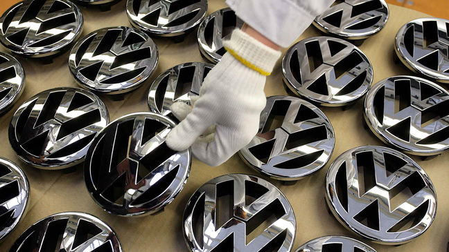 VW Halts German Production Over Unprecented Fight With Supplier