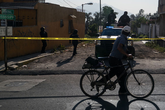Mexico Now World's Deadliest Conflict Zone After Syria: Survey