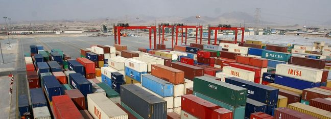 Foreign Trade Tops $44 Billion