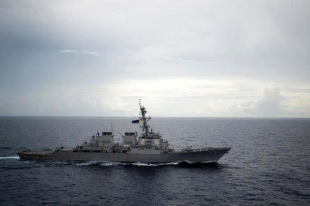 U.S. ready to confront Beijing on South China Sea: admiral