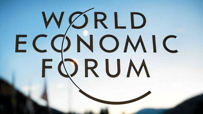 Fears of economic 'race to bottom', strong dollar in Davos