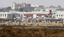 Four Palestinians Killed by Israel as Gaza Protests Dwindle