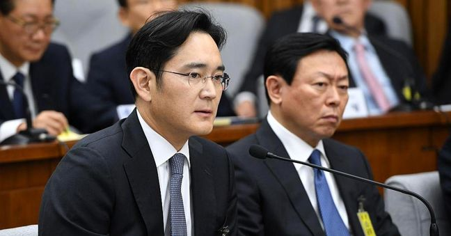 Samsung's Lee Appears for Marathon Questioning in Bribery Probe