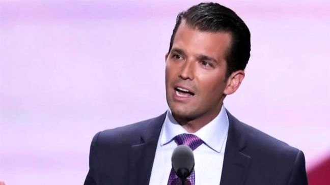 Here Are Trump Jr.'s Shifting Explanations for His Russia Meeting