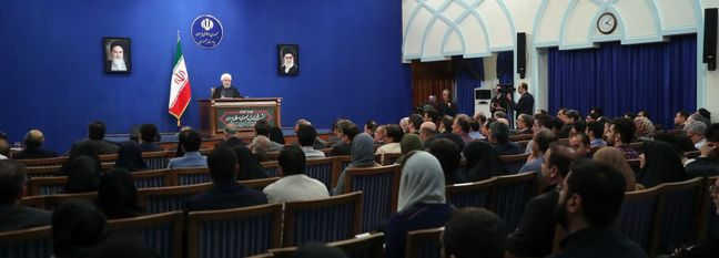 Rouhani: Diplomacy Key to Resolving Regional Challenges