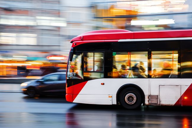 Fuel Price Hike Drives People Toward Public Transportation
