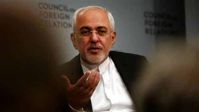 US trying to whitewash 9/11 facts via wild claims against Iran: Zarif