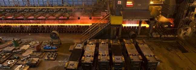 Iran Remains World's 10th Biggest Steel Producer YOY