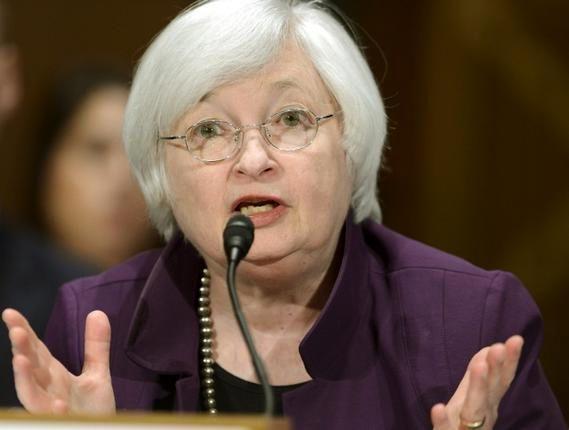 Global stocks, dollar rise after Yellen remarks; yen, Treasuries pare gains