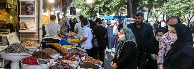 Iran: Night Curfew on Businesses as Daily Corona Cases Top 9,000