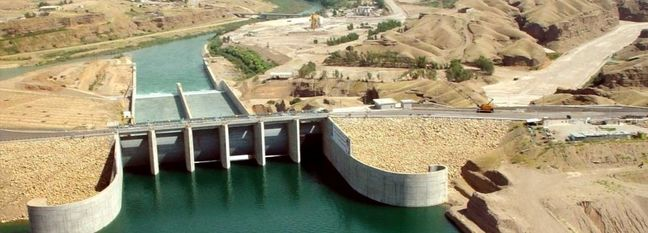 Iran Energy Minister Says Dams Are Great