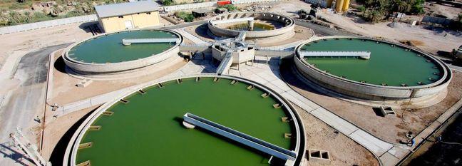 Tehran Water Treatment Capacity Rising
