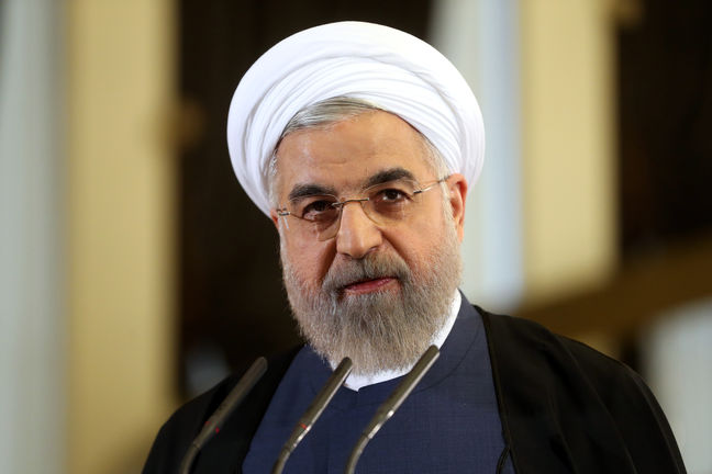 Iranian President vows to uproot corruption in Iran economic systems