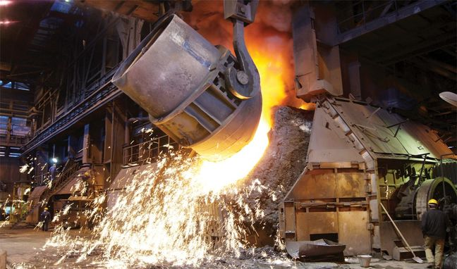 Iranian Steel Exports Up 29%