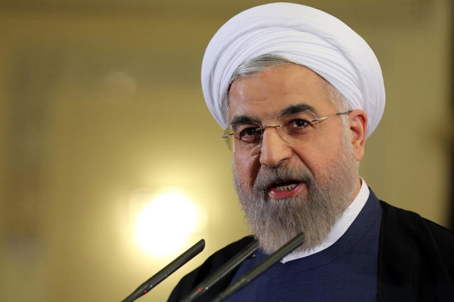 President Rouhani: Let's make US more isolated