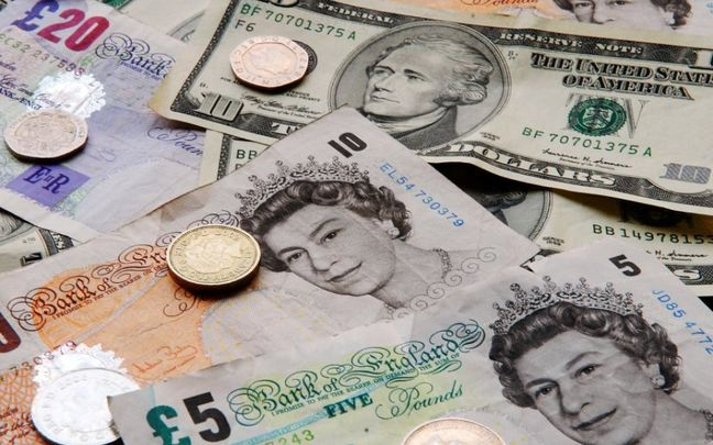 Sterling steadies as May scrambles to unite party, dollar awaits Fed