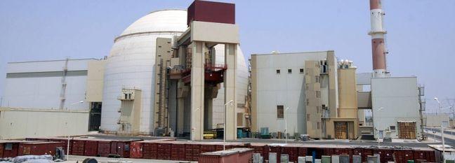 Bushehr Nuclear Power Plant Undergoing Partial Overhaul