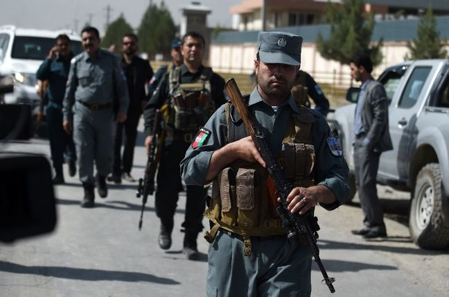 American, Australian kidnapped in Afghan capital: officials