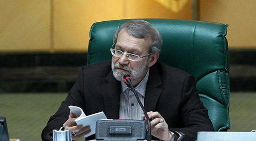 Larijani communicates 6th development plan to President Rouhani